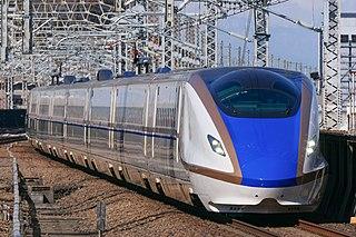 E7 and W7 Series Shinkansen Japanese high-speed train type