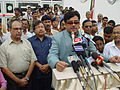 Shatrughan Sinha Delivers Speech - Maritime Centre Inauguration - Science City - Kolkata 2003-10-17 00452.JPG