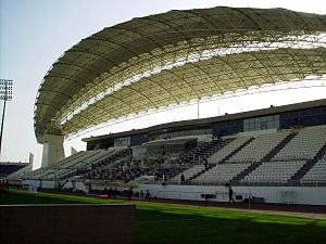 Sheikh Khalifa International Stadium - Image: Sheikh Khalifa International Stadium
