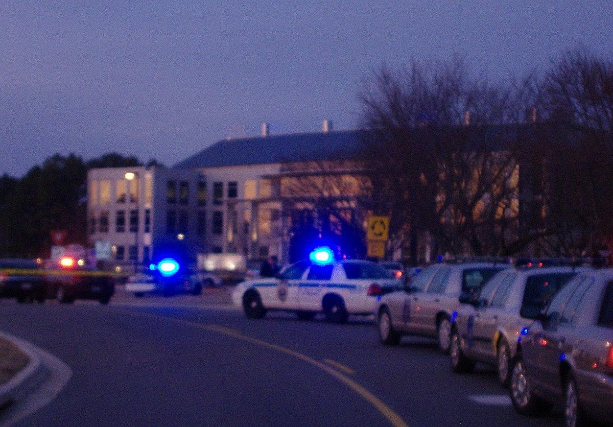 University of Alabama in Huntsville shooting - Wikipedia