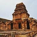 Shivalaya Temple on the top hills of Baadami.jpg