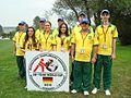 Shuffleboard Team Brazil 2010 Germany.JPG
