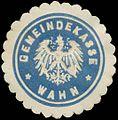 Siegelmarke Gemeindekasse Wahn-Köln W0382714.jpg