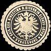 Siegelmarke Kaiserliche Cental - Direction der Eisenbahn in Elsass-Lothringen - Strassburg W0210571.jpg