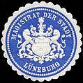 Siegelmarke Magistrat der Stadt - Lüneburg W0245461.jpg