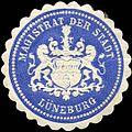Siegelmarke Magistrat der Stadt Lüneburg W0212727.jpg