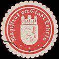 Siegelmarke Magistrat der Stadt Lehrte W0368066.jpg