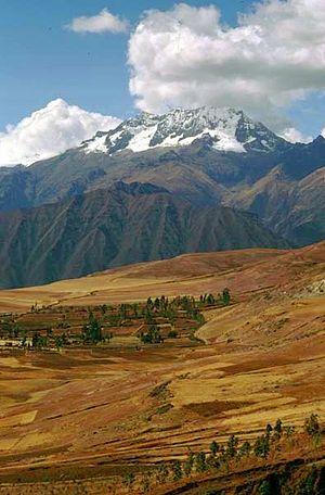 Sierra bei Cusco
