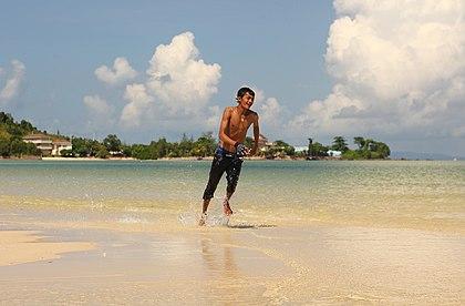 Sihanoukville - Prek Treng beach.jpg