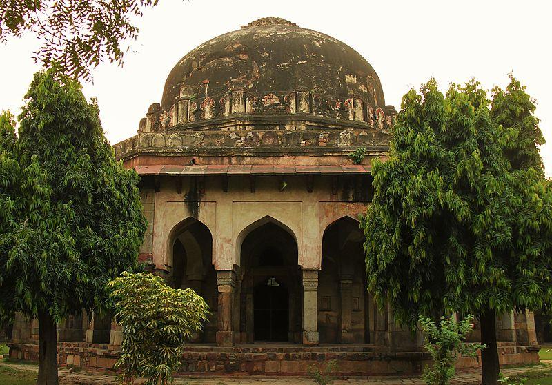 Sikandar Lodi Tomb in Delhi