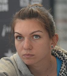 Simona Halep at Madrid Open 2014.jpg