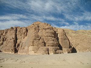 Wildlife of Egypt - Desert in Sinai