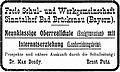 Sinntalhof brueckenau bondy putz 1920.jpg