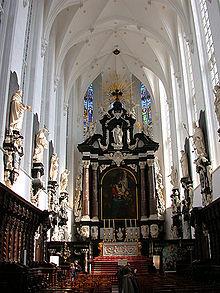 Decoration Saint Paul Paris
