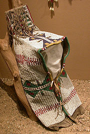 Baby sling of the Sioux
