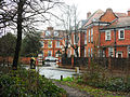 Sir Ronald Aylmer Fisher - Inverforth House North End Way NW3.jpg