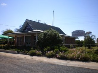 Elizabeth Kenny - Sister Kenny Memorial/Museum, Nobby, Queensland