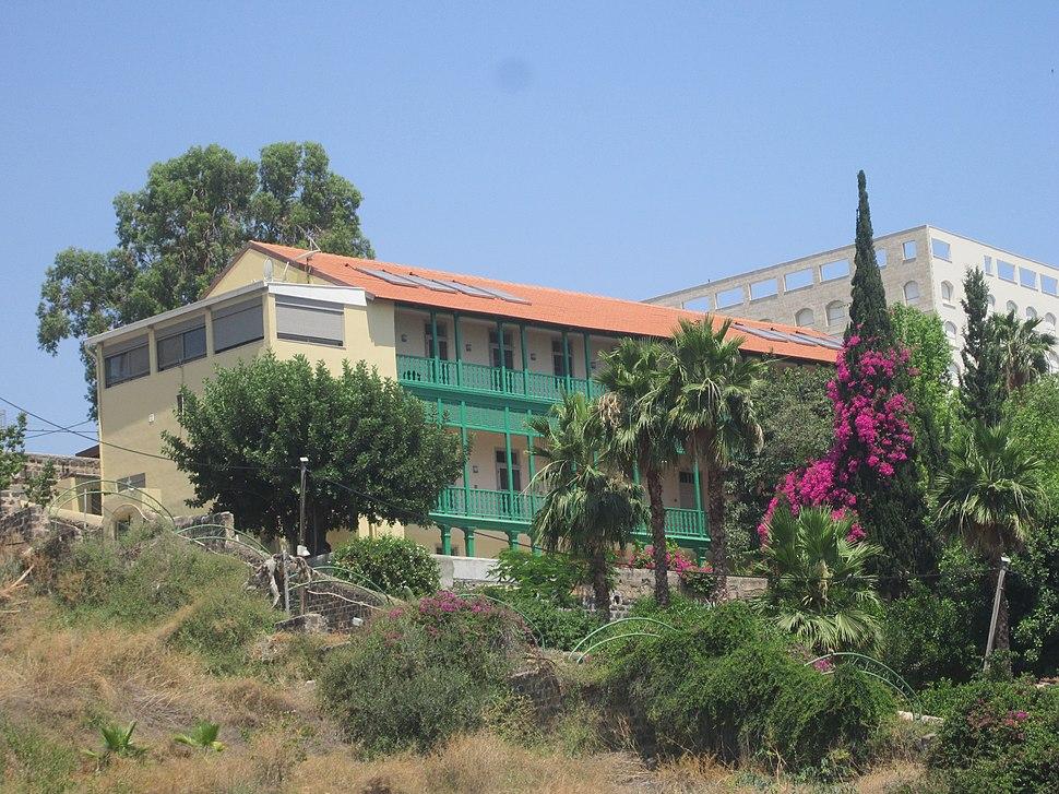 Sisters house tiberias 1