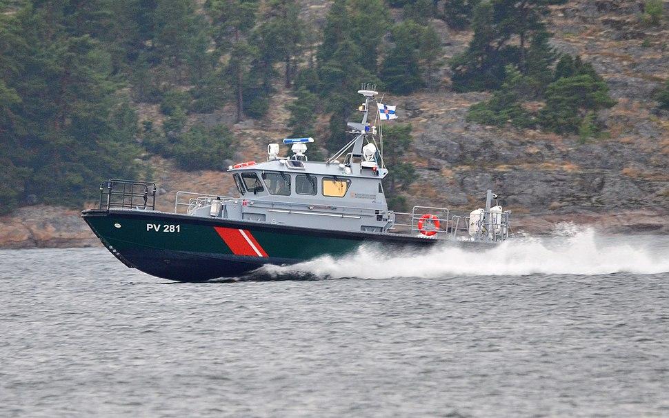 Sjöbevakningen - PV281