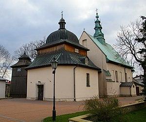 Skała - Church in Skała