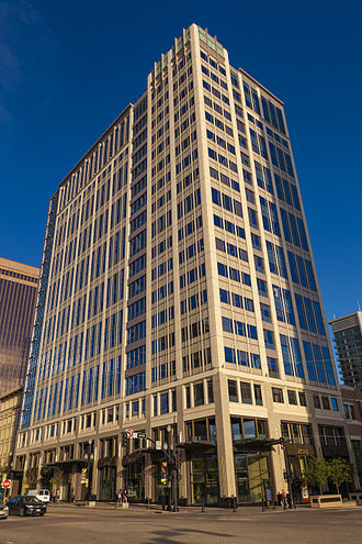 Zions Bancorporation - Zions Bank tower in Salt Lake City, Utah.