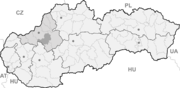 Veľké Chlievany (Slovakia)