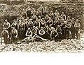 Slovenski vojaki 17. pehotnega polka pred odhodom na bojišče v Galiciji.jpg