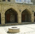 Small karavansaray -Old City Baku Azerbaijan 17th century-2.jpg