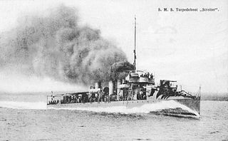<i>Huszár</i>-class destroyer Class of destroyers in the Austro-Hungarian Navy