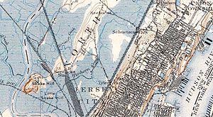 Schuetzen Park (New Jersey) - Image: Snakehill 1900