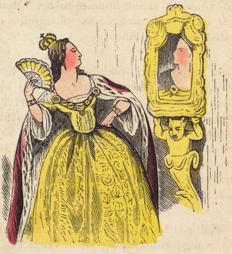 Snow White Mirror 4