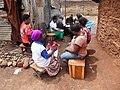 Social worker in Katwe slum.jpg