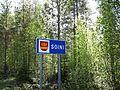 Soini municipal border sign.jpg
