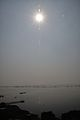 Solar Noon - Southern Solstice - Salt Lake City - Kolkata 2012-12-21 2212.JPG