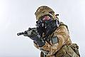 Soldier Wearing GSR General Service Respirator MOD 45154423.jpg
