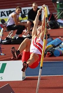 Sondre Guttormsen Norwegian pole vaulter