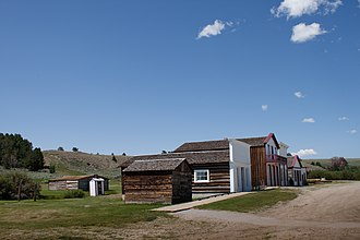 South Pass City, Wyoming - Image: South pass city 2