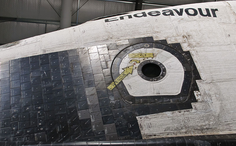 space shuttle endeavour size - photo #33