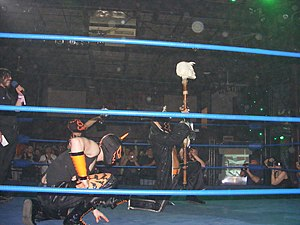 Hallowicked - The Spectral Envoy in April 2011