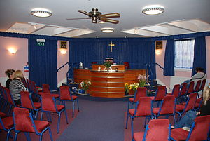 Spiritualist Church building