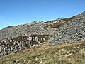 Spoil tips and crags - geograph.org.uk - 607470.jpg