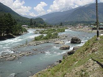 Jammu and Kashmir - Srinagar- Yatra- Hindu holy cave