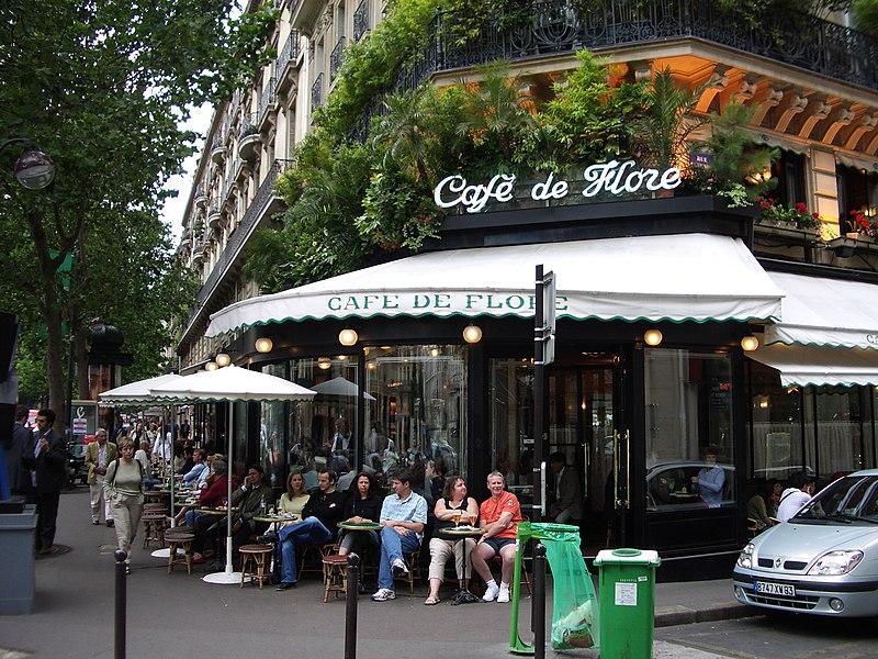 Caf Ef Bf Bd Flore St Nazaire