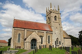 Sempringham Hamlet in the South Kesteven district of Lincolnshire, England