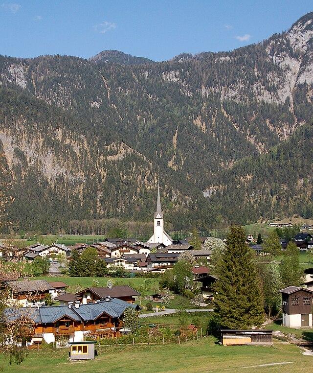 Sankt Martin bei Lofer