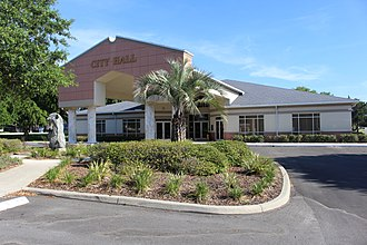 St. Augustine Beach, Florida - St. Augustine Beach City Hall