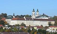 Stift Sankt Florian (Quelle: Wikimedia)