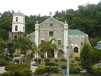Romblon, Romblon - Romblon church, a national cultural treasure as declared by the NCCA.