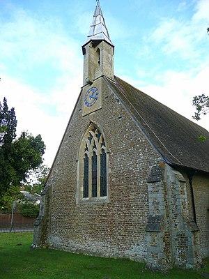 Wyke, Surrey - Image: St. Mark's church, Wyke geograph.org.uk 1017909