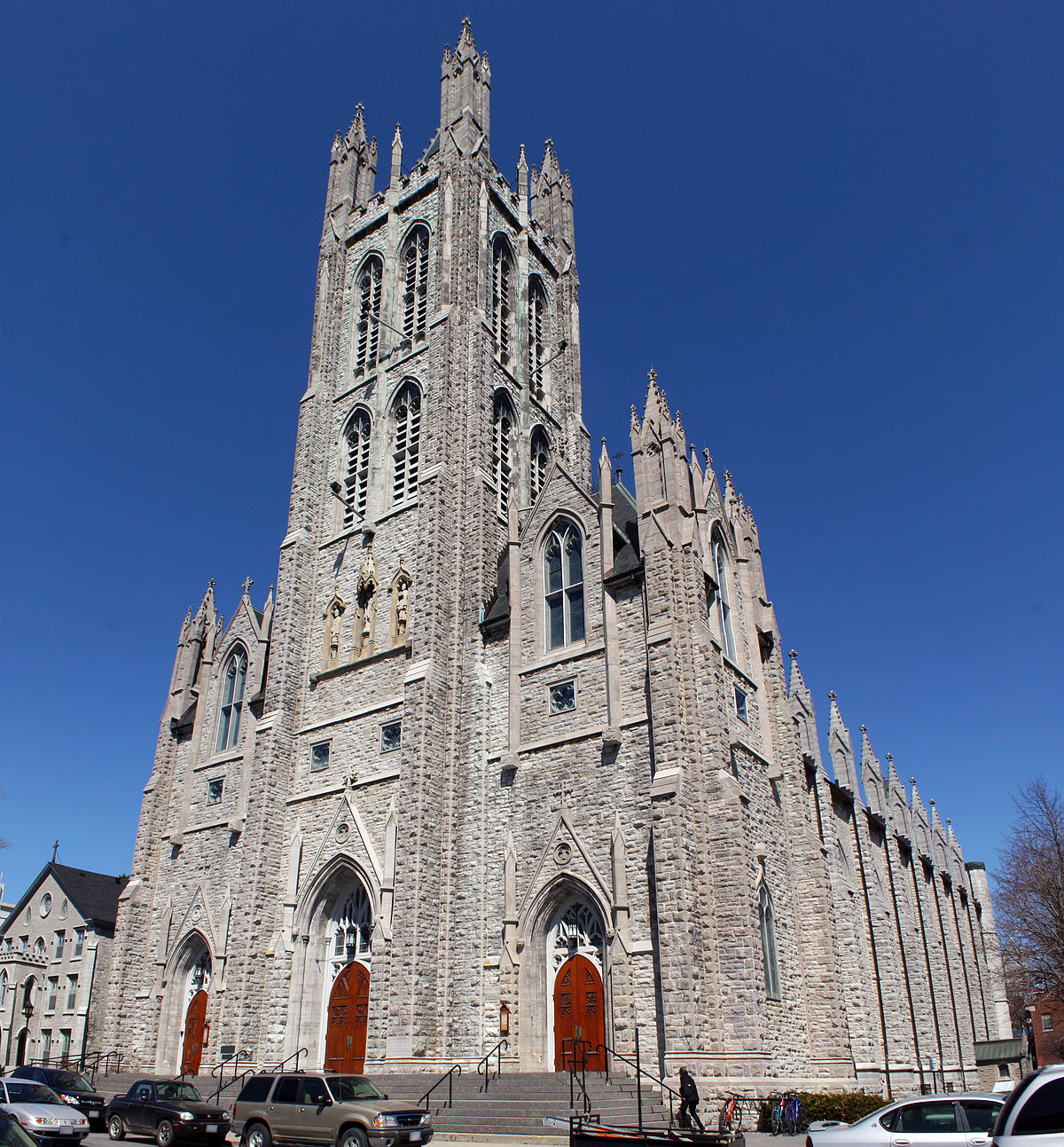 Roman catholic archdiocese of kingston canada wikipedia for The kingston